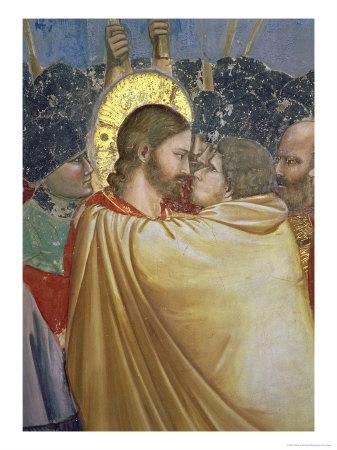 sarutul lui Iuda