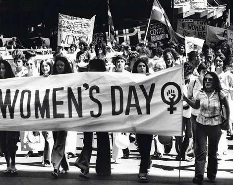 Ziua Femeii in Statele Unite ale Americii