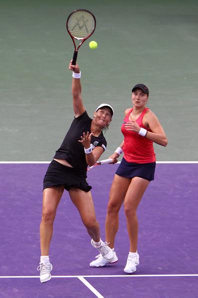 Liezel Huber si Nadia Petrova