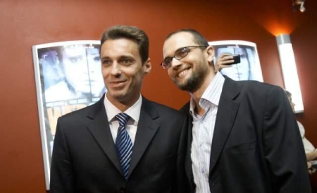 Mircea Badea si Oreste