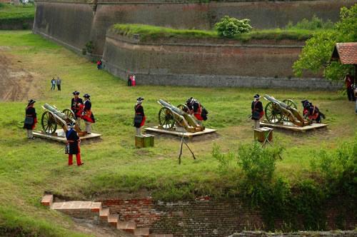 Traseul celor trei fortificatii