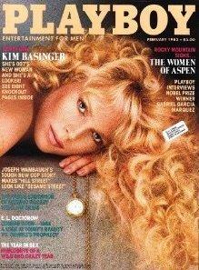 Kim Basinger in Playboy 1983