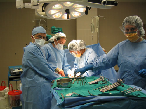 Operatie de circumcizie