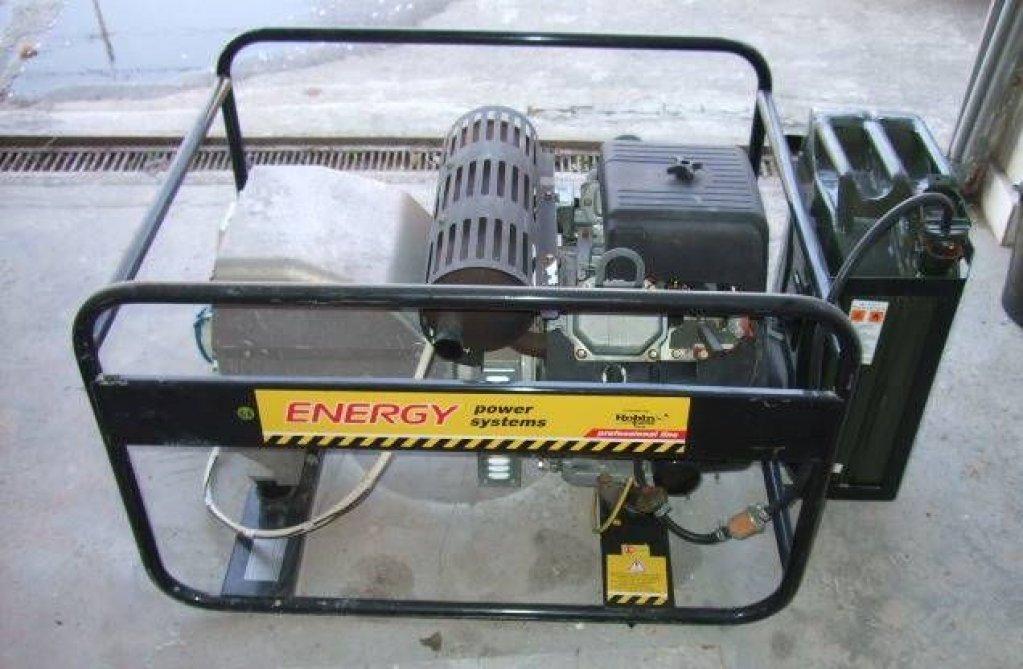 Generator de curent monofazat 10 KVA, ENERGY 10000 ME, motor SUBARU