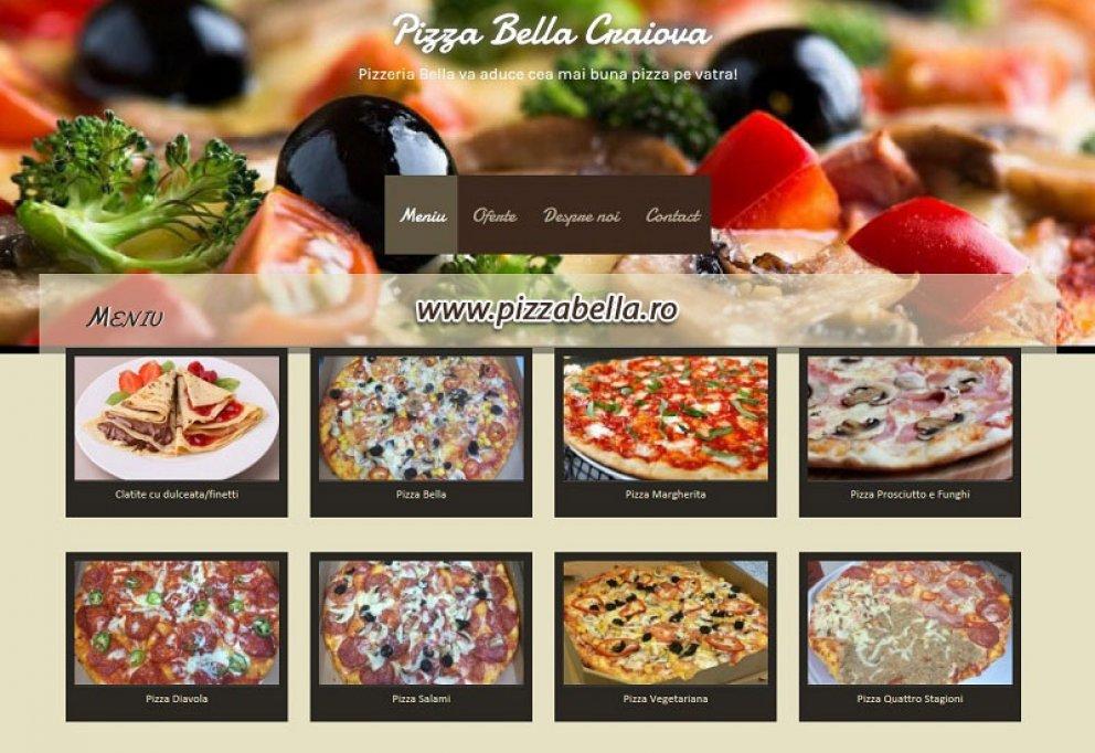 Livrari pizza la domiciliu Craiova