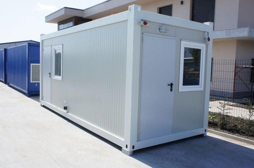 Producem containere birou, de santier la preturi avantajoase