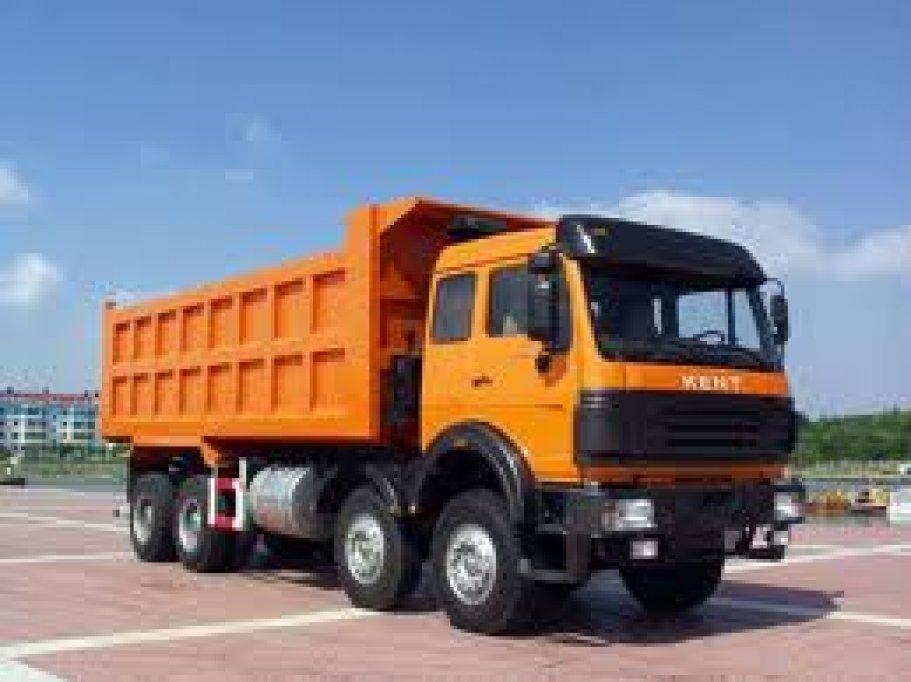 transport cereale cu bene basculabile