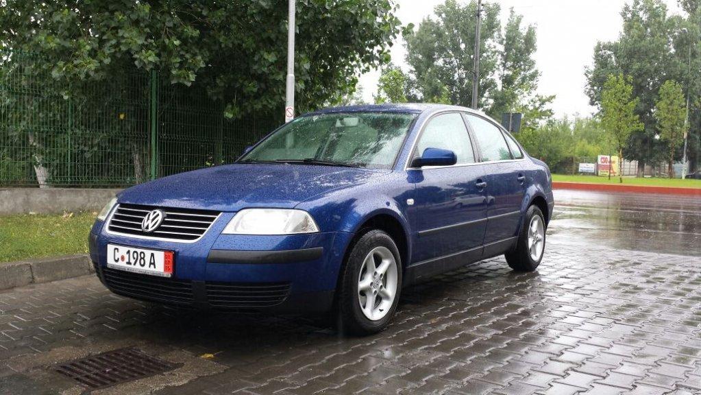 Vand VW Passat recent adusa din Germania