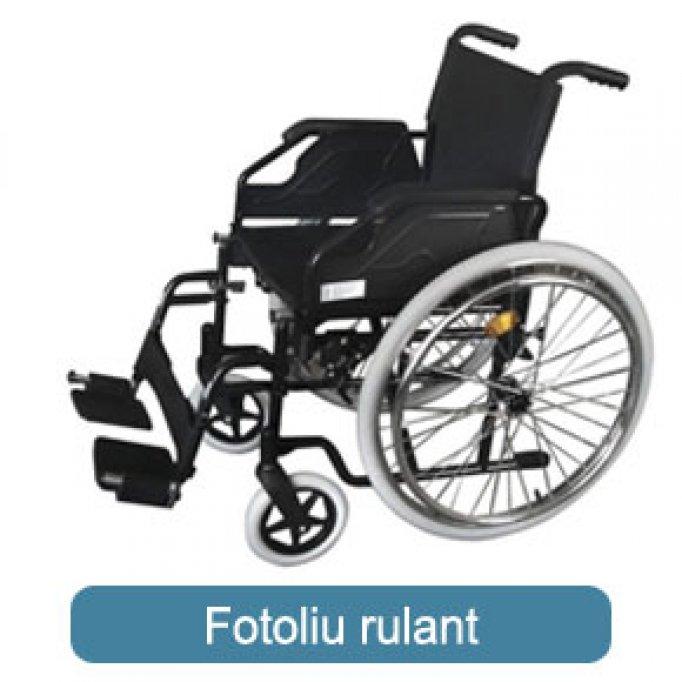 Carucior handicap-Fotoliu rulant