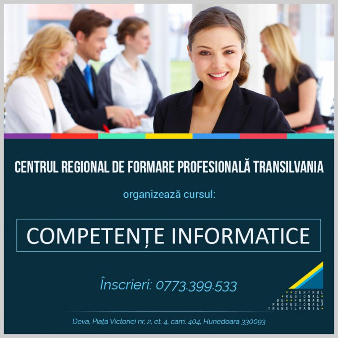 Curs Competente Informatice - Deva