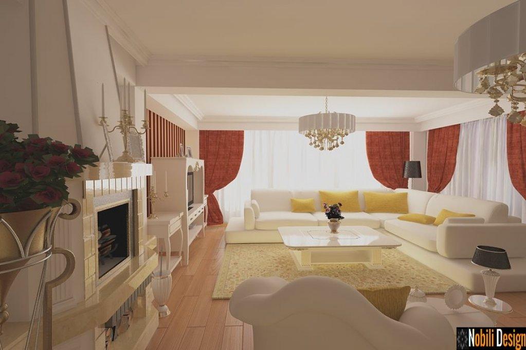 Implementarea unui proiect de design interior clasic