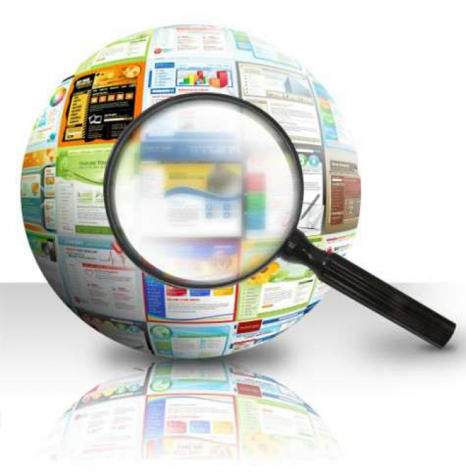 Asistenta virtuala - Cercetare Internet