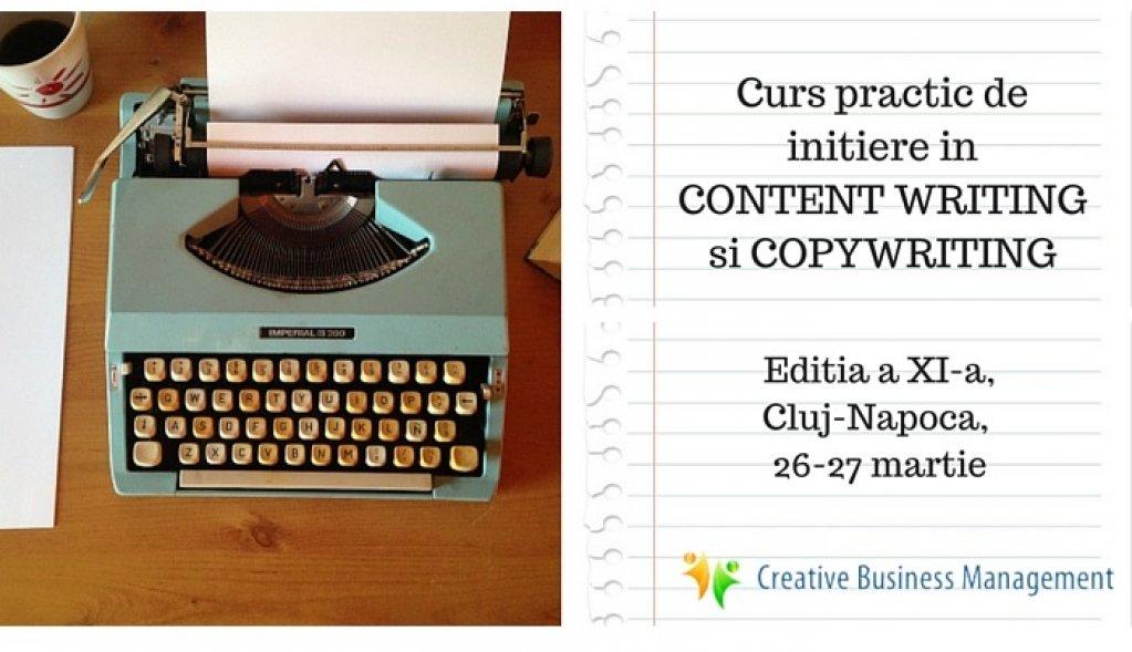 Curs de Copywriting si Content Writing pentru începători