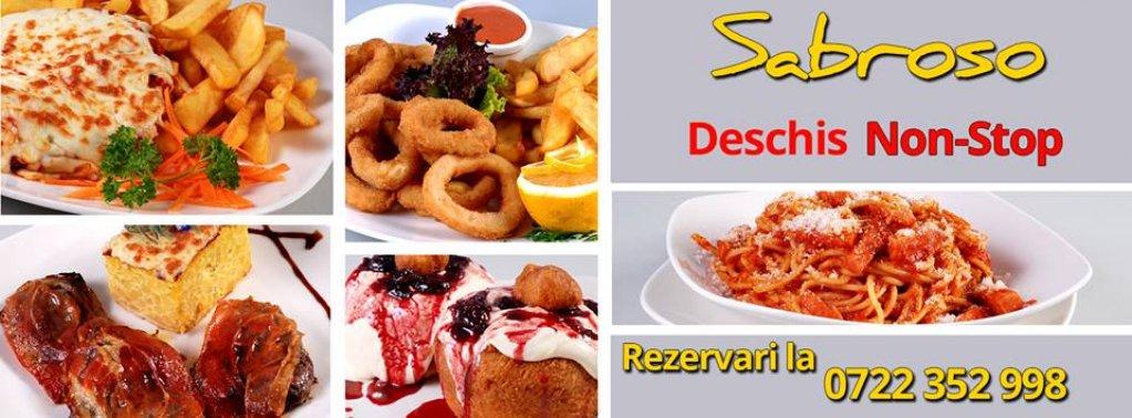 Sabroso - restaurant cu livrari la domiciliu in Constanta