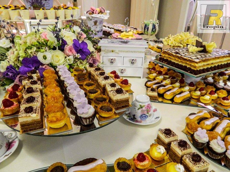 Candy Bar pentru nunti din Timisoara
