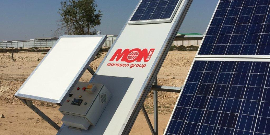Eliminati rapid acumularile de praf de pe panourile solare! Afla Cum.