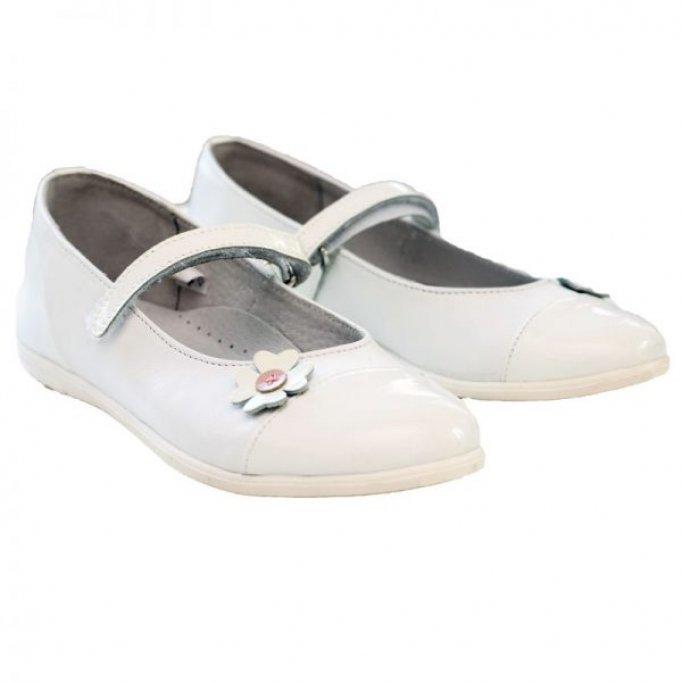 Pantofi fete piele Gherry