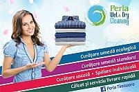Spalatorie de haine in Iulius Mall din Timisoara