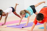 Yoga si Gimnastica pentru Copii