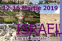 Vacanta in Israel 12-16 Martie 2019 - Pret oferta ACUM!