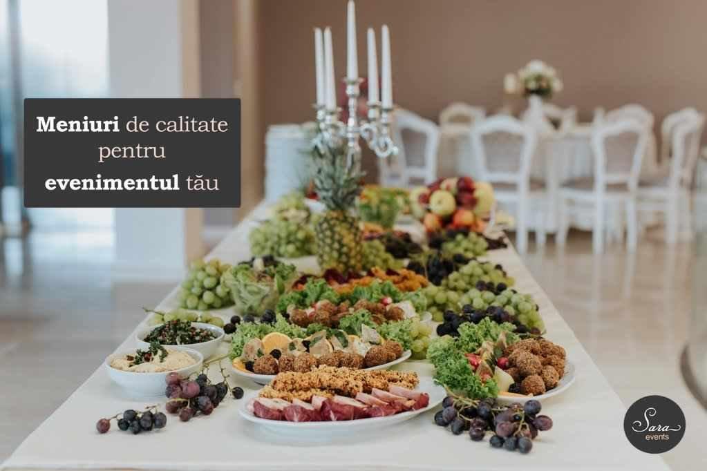 Catering pentru evenimente in Timisoara