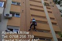 Alpinism Utilitar | Lucrari la Inaltime