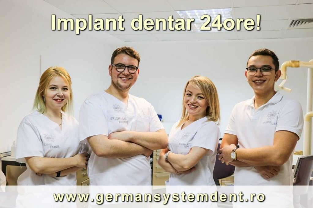 Stomatologie si implant dentar Dentist Bucuresti