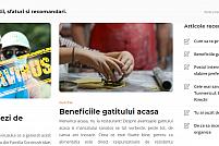 Revista online pentru femei corect informate