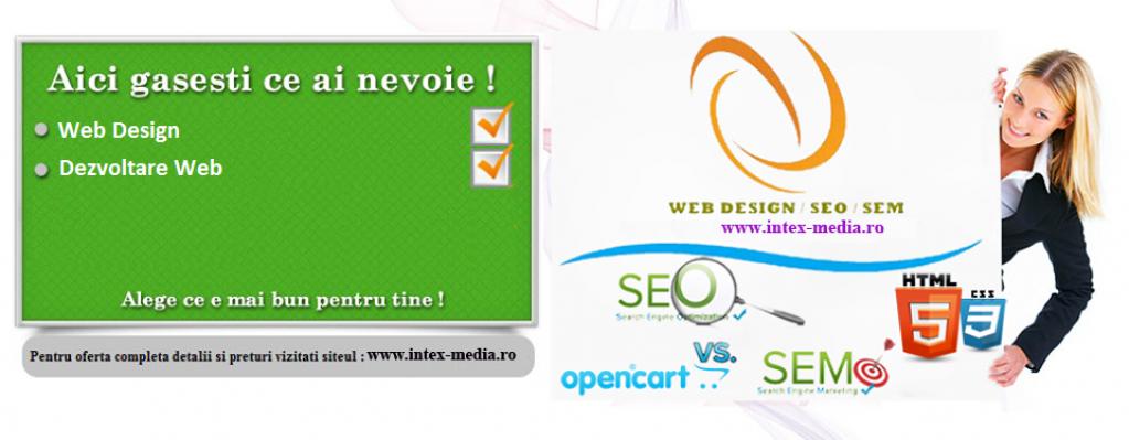 Administrare website-uri