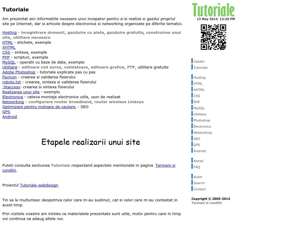 Tutoriale Web