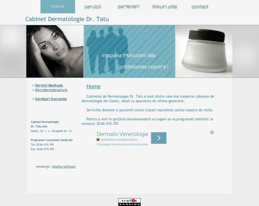 Dermatologie Dr. Tatu
