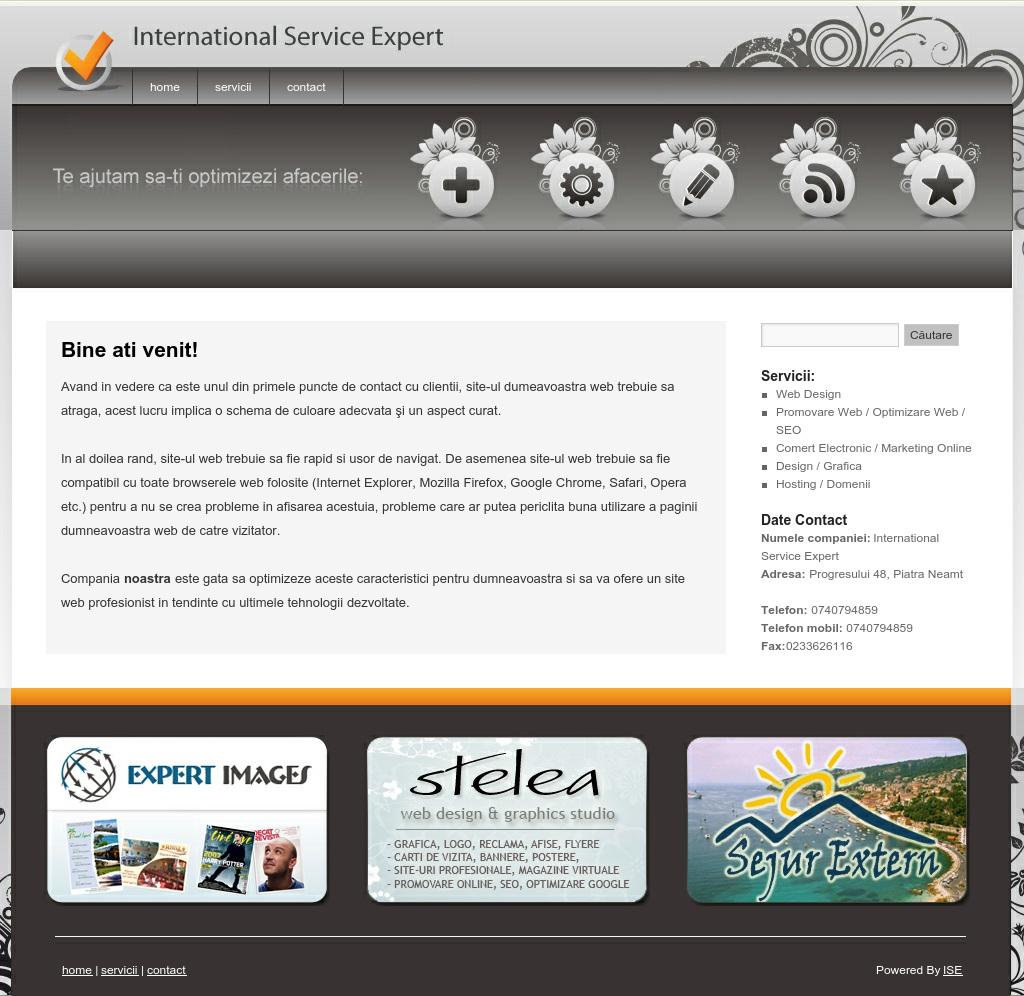 International Service Expert
