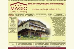Pensiunea Magic