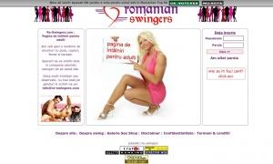 Romanian swingers