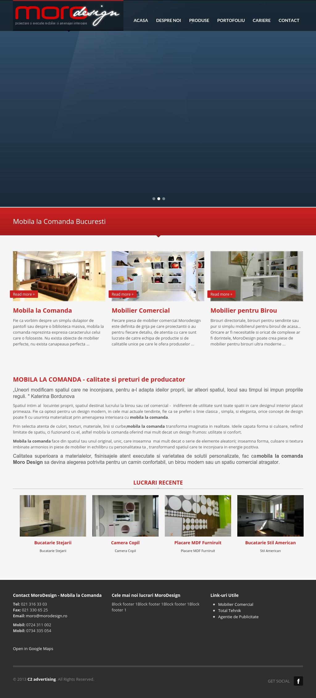 Moro Design