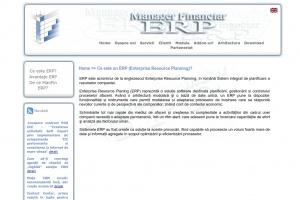 Manager Financiar