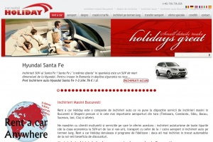 Rent a car Holiday