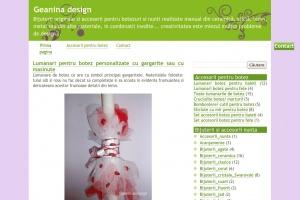 Geanina design