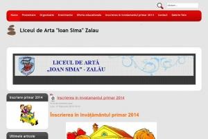 Liceul de Arta Ioan Sima Zalau