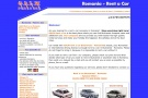 Romania rent a car