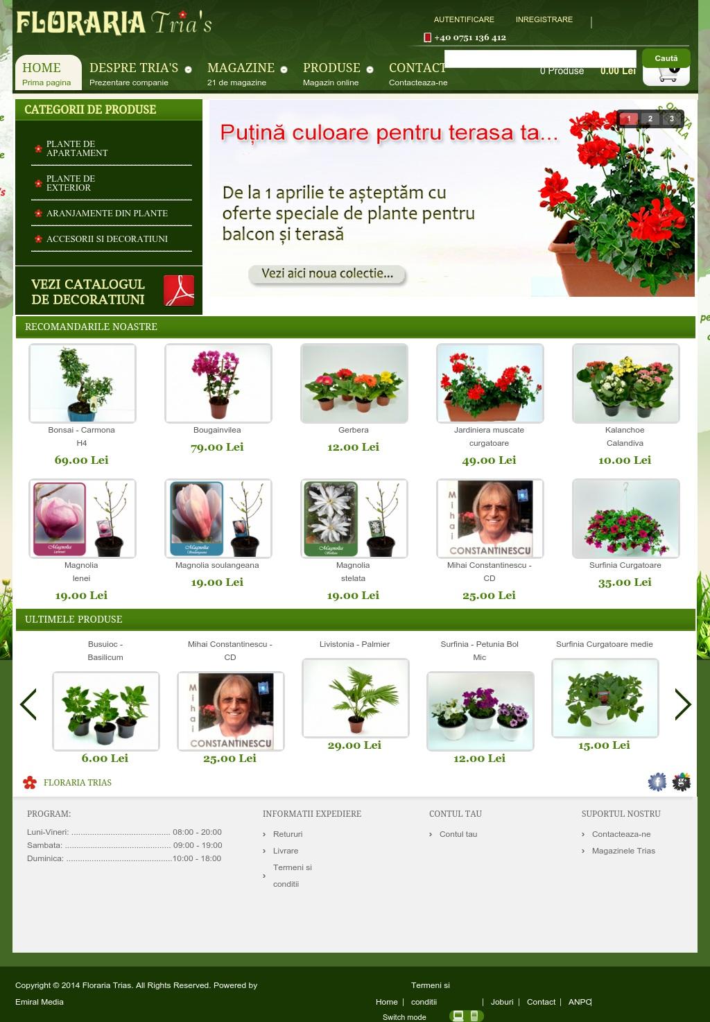 Floraria Tria's