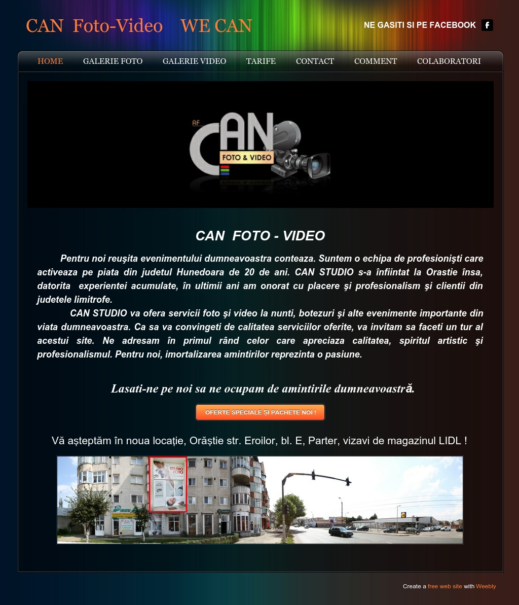 Can Foto Video