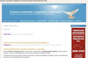 Traduceri autorizate Bucuresti