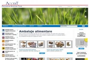 Accent Group - Ambalaje