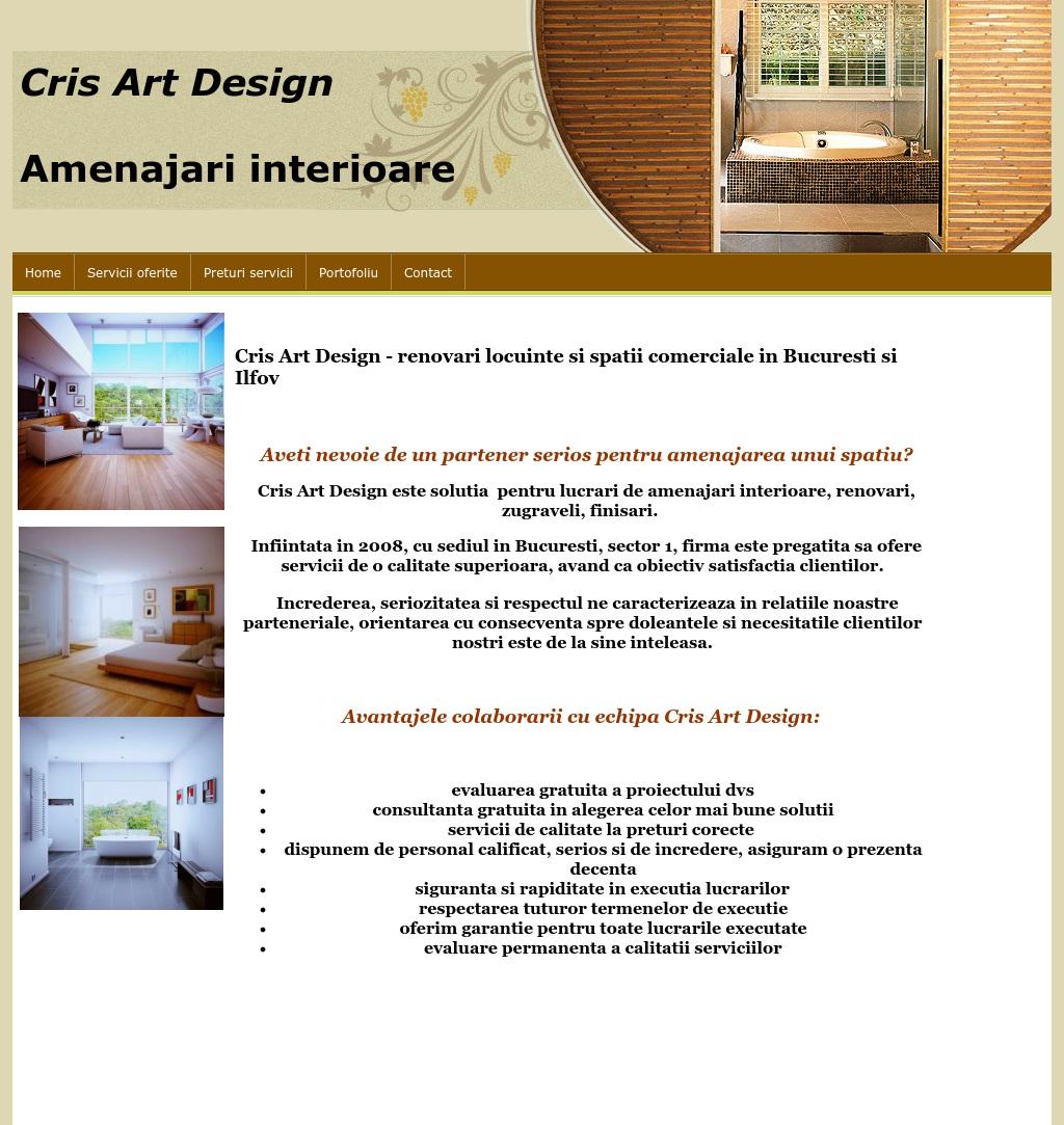 Cris Art Design