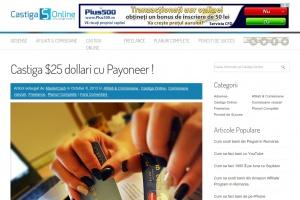 Castiga Online