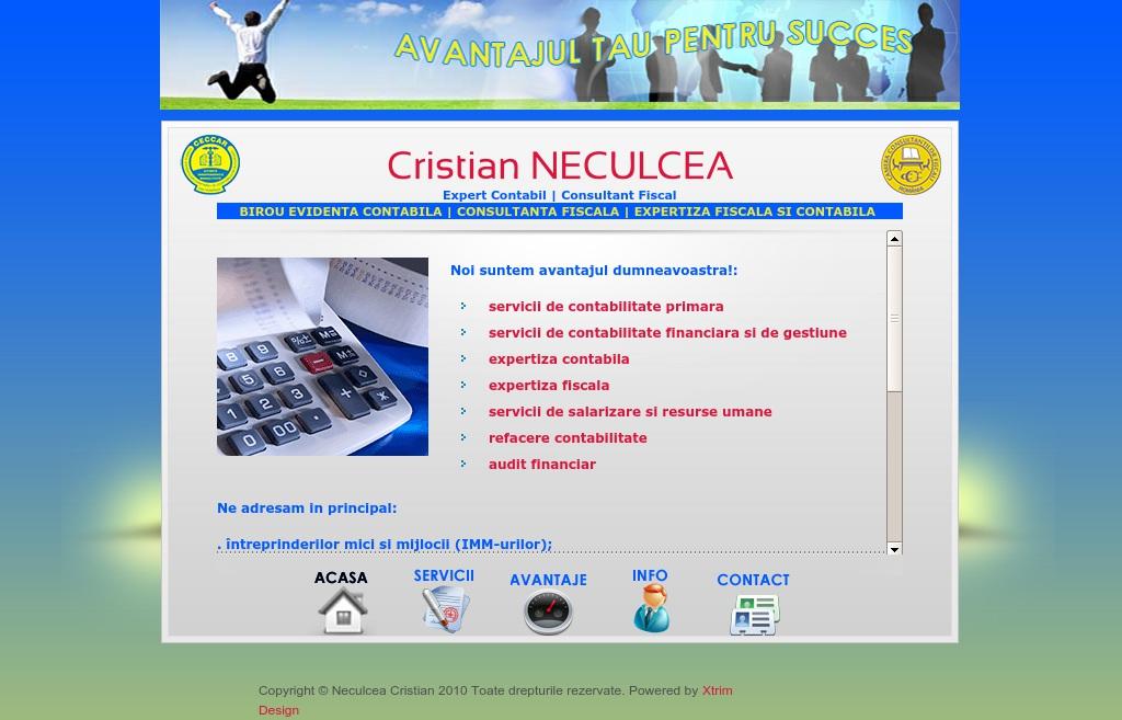 Cristi Neculcea