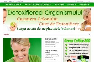 Cure de Detoxifiere