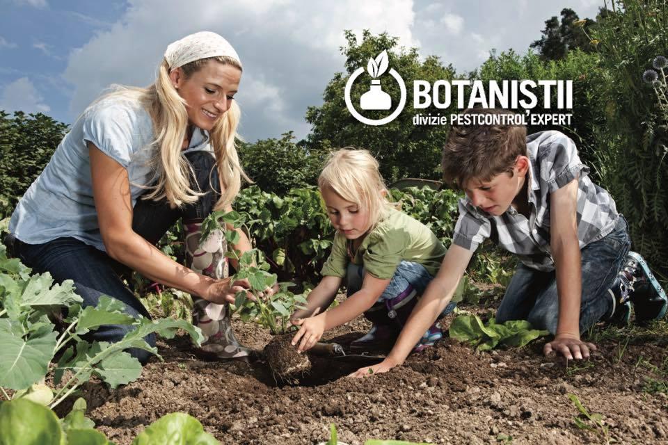 Botanistii