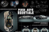 Piese auto esentiale